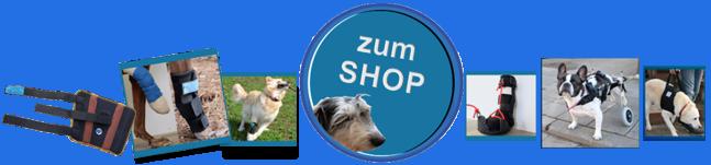 Shop Pfaff Tierorthopädie